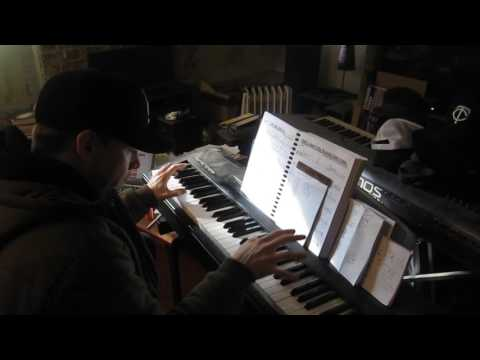 Run the Jewels Call Ticketron Piano Cover