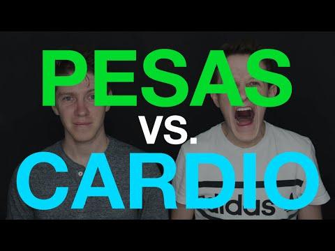 Cardio vs. Pesas | El Mejor Ejercicio Para Quemar Grasa