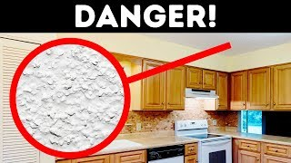 If You Have Popcorn Ceilings, It's Better to Change It
