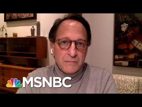 Weissmann: FBI Investigating Rioters For Their Actions, Not First Amendment Speech   MSNBC