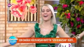 Hülya Avşar & Rafet El Roman Sen Olmazsan