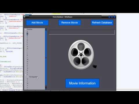 Movie Database Demo