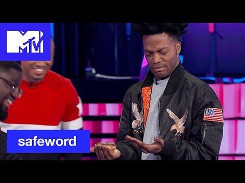 'Maggot Doughnut Challenge'  Sneak Peek  SafeWord  MTV
