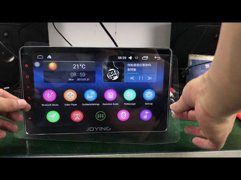 Joying 10.1auto car stereo for VW Skoda Seat update from android 5.1 to android 6.0 Marshmallow