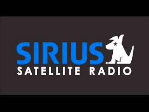 Sirius Satellite Radio SIR110 Martha Stewart Radio closedown loop