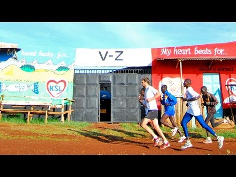 Why are Kenyans the best distance runners?