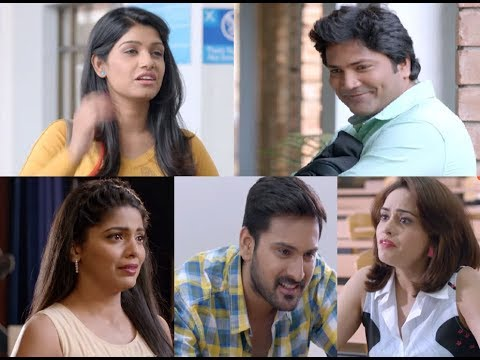 Download Bus Stop (2017) - बस स्टॉप - Pooja Sawant - Amruta - Aniket - Hemant - Marathi Romantic Scenes