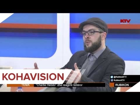 """RUBIKON - """"CHARLIE HEBDO"""" DHE REAGIMI BOTËROR  13.01.2015"""