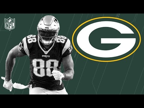 Martellus Bennett Welcome to the Green Bay Packers | NFL | Free Agent Highlights