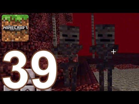 Minecraft: Pocket Edition - Gameplay Walkthrough Part 39 - Survival (iOS, Android)