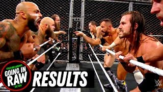 NXT Takeover War Games 2018 Full Results & Review (Going In Raw Pro Wrestling Podcast)