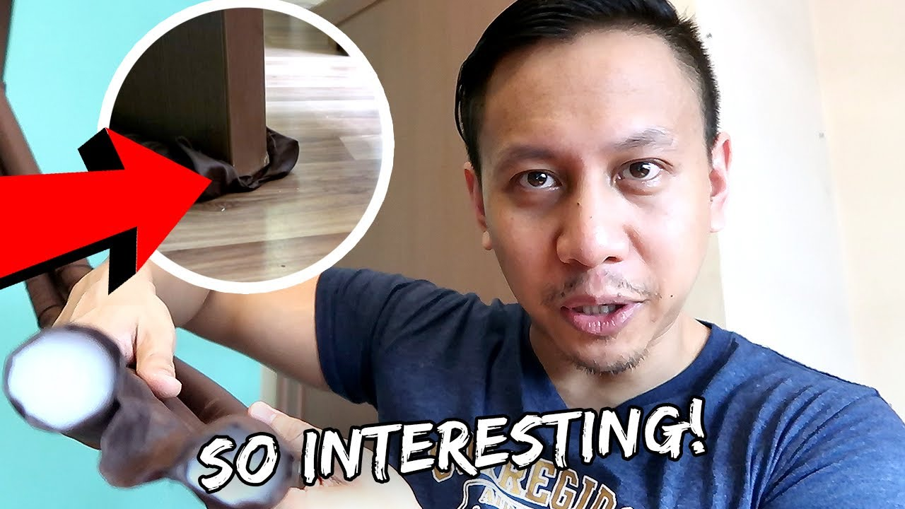 Cool Invention To Keep Air From Outside From Coming Inside Your Home | Vlog #982