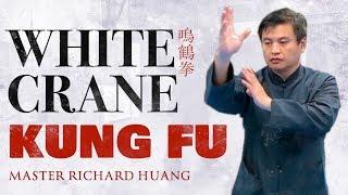 White Crane Kung Fu  Master Richard Huang   Season 3 Ep 4