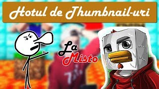CrysTyRO si thumbnail-urile furate