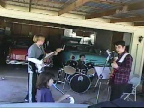 My First Band - Age 13