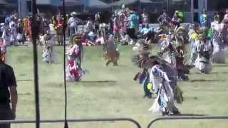 BULL HORN @ Julyamsh Song 2 Jr Boys Grass Dance
