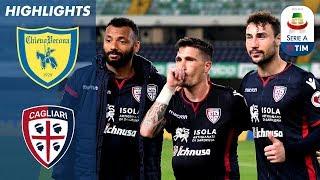 Chievo 0-3 Cagliari | TRE gol nel primo tempo per il Cagliari! | Serie A