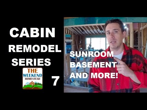 From the Front Porch v7 – SUNROOM BASEMENT AND MORE!