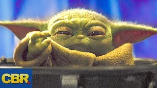 How Baby Yoda Is More Powerful Than Yoda