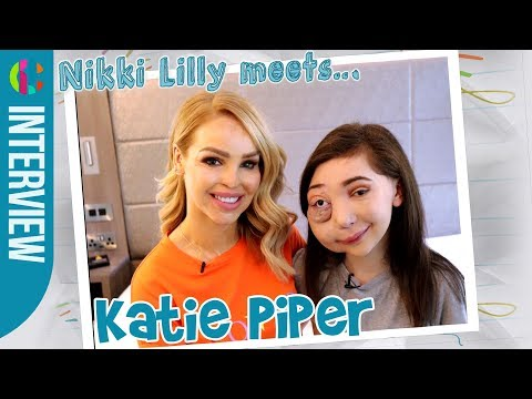Katie Piper and Nikki Lilly talk about confidence