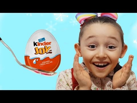 Öykü and Surprise Eggs with Cute Dog Game - Fun Kids Video