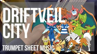 Trumpet Sheet Music How To Play Driftveil City Pokemon By Hitomi Sato Youtube For free trumpet sheet music check out the list below, featuring my favorite websites. trumpet sheet music how to play