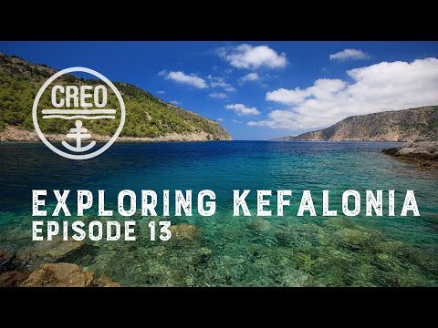 Exploring Kefalonia, Greece - Ep13