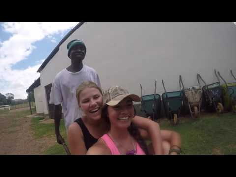 South African Volunteering Experience at Glen Afric