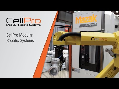 An Overview of the CellPro Modular Robotic System