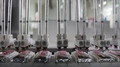 Blick in die Kägi Produktion: Die hochmoderne Verpackungsanlage