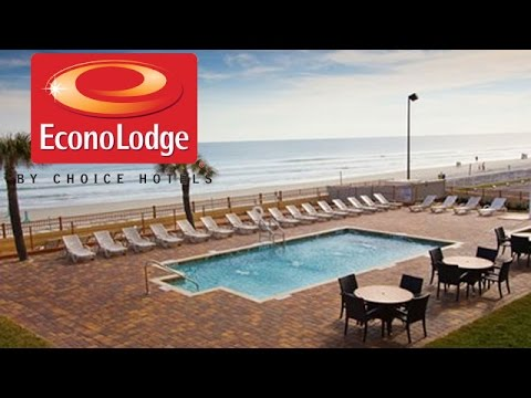 EconoLodge Oceanfront Daytona Beach FL Hotel Coupon & Coupon Discount