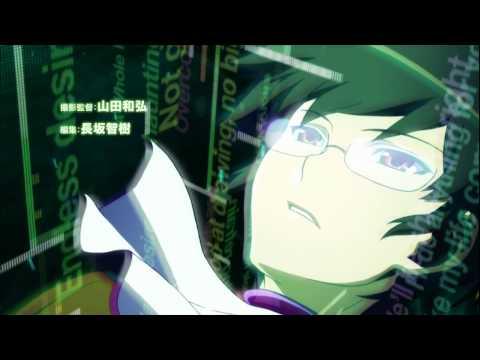 Kami Nomi zo Shiru Sekai II - OP [HD 720p]