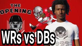 Wrs vs dbs - the opening - nike miami, fl