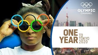 Get your Tokyo 2020 Olympic Glasses!   Tokyo 2020