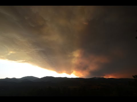 Cameron Peak Fire crosses Pingree Park fire line as it grows past ...