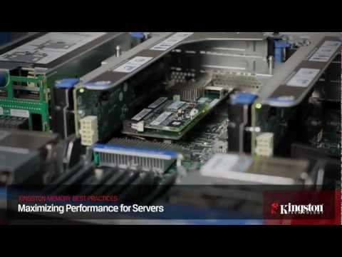 Server RAM: Maximize Server Memory - Kingston Technologies