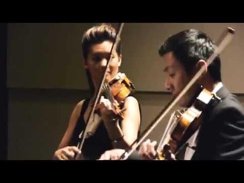 Wieniawski, Etudes-Caprices N4- iPalpiti Soloists