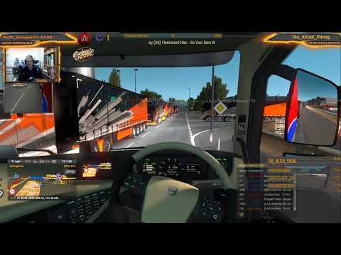 Highlight: (UK/PC) How to bring another VTC to a halt ;)