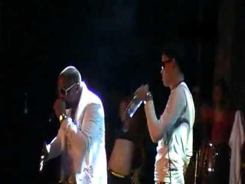 Insurrecto feat July Roby--Diganle a Ese ((En Vivo))