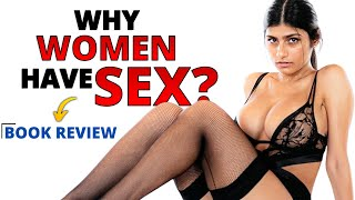 Why Women Have Sex (Book Review)