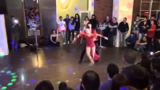 CAN & NURSEL ABDA DANCERS 2013-2014 YIL SONU AFTER PARTY