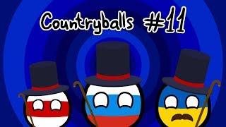 Countryballs #11 | Распад СССР и независимость России