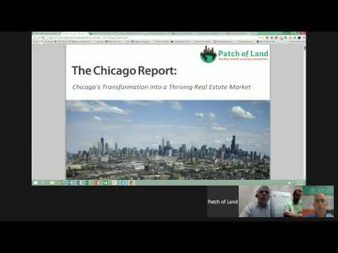 Real Estate Crowdfunding Webinar #7 - Investing in Chicago Real Estate