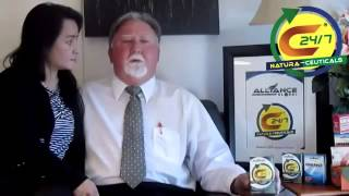 Chuck Jenks C24 7 testimony in North Carolina,USA , AIM Global Ed Narag