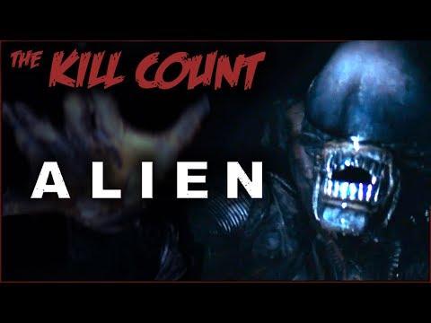 Alien (1979) KILL COUNT