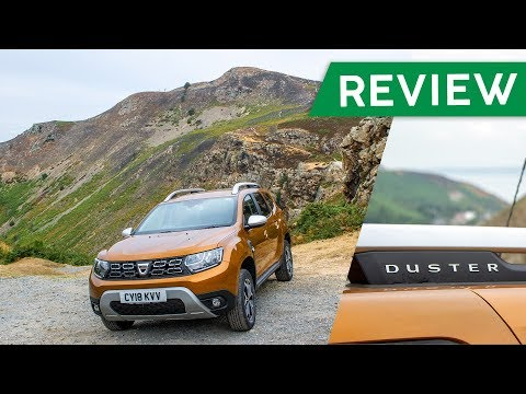 All-New Dacia Duster Review, 2018!