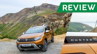 All-New Dacia Duster Review + Off-Road Test