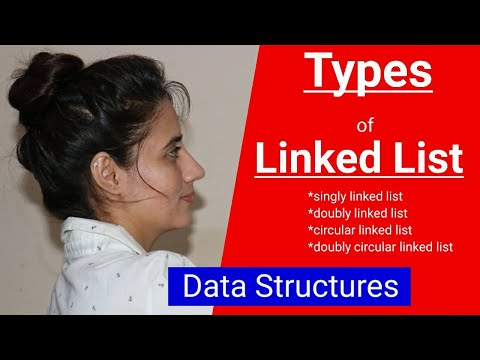 Types of linked list in data structures thumbnail