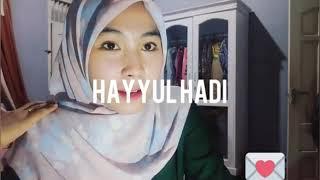 Story Wa  Cewe Cantik Bersholawat Sumpah