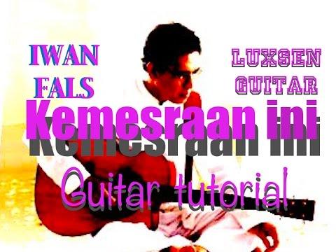 Belajar Bermain Gitar Lagu Kemesraan Iwan Fals Lirik+ Strumming & Kunci Dasar Bagi Pemula